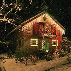 Gingerbread House : Butchart Gardens by AnnDixon