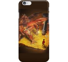 Lord of the Rings - The Hobbit - Smaug iPhone Case/Skin