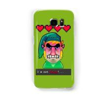 I´M NOT ZELDA! Samsung Galaxy Case/Skin