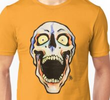 Colorfull Skull drawing Unisex T-Shirt