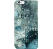 Shadow Map iPhone Case/Skin