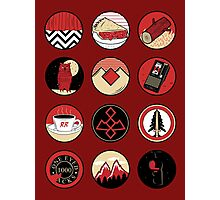 Iconic: Twin Peaks Photographic Print