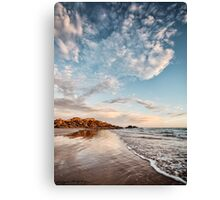 One Fine Evening Canvas Print