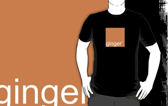 Ginger by rsteel1
