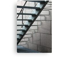 barriers Canvas Print