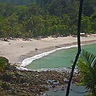 Manuel Antonio Beach. by bulljup