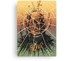 Forest Witch Canvas Print