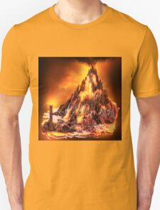 Lord of the Rings - Mount Doom T-Shirt