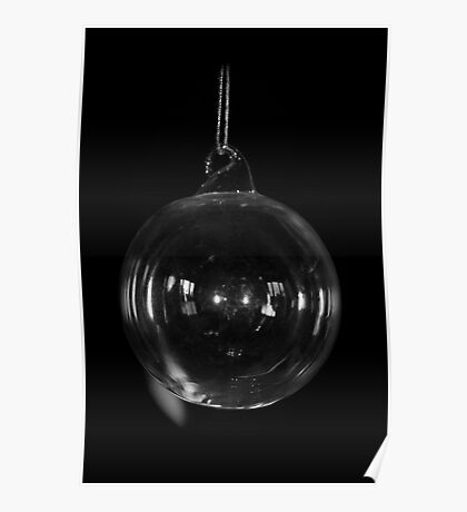 Simply Bauble Poster