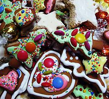 Christmas cookies 3 by Karin Zeller