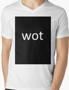 Wot t shirt Mens V-Neck T-Shirt