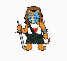 Brave Of Heart Lion Unisex T-Shirt
