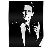 Agent Cooper Poster