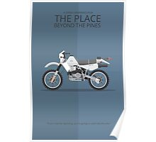 The Place Beyond the Pines - Vehicle Inspired Print Poster