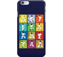 Shotokan Kata iPhone Case/Skin