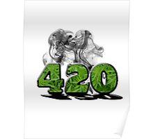 420 HAZE Poster