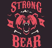 STRONG AS A BEAR by snevi