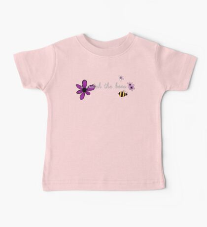 I Watch the Bees Baby Tee