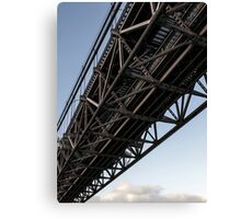 The Art of Steel Canvas Print