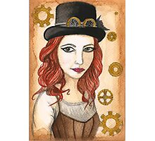 Steampunk  Photographic Print