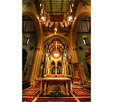 Cathedral Church of St Barnabas  Photographic Print
