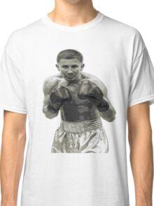 GGG Gennady Golovkin Black and white Boxing Classic T-Shirt