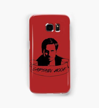 Captain Hook Ribbon Samsung Galaxy Case/Skin