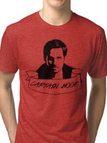 Captain Hook Ribbon Tri-blend T-Shirt