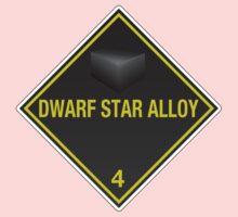 Hazardous: Dwarf Star Alloy One Piece - Short Sleeve