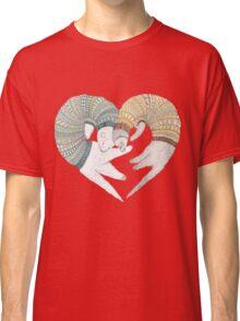 Ferret sleep Classic T-Shirt