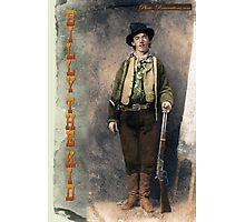 Billy The Kid 2 Photographic Print