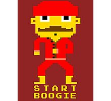 Start boogie Photographic Print