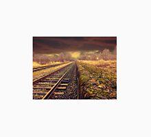 Railway track Unisex T-Shirt
