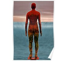 antony gormley men Poster