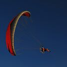 Power Paragliding  Fun by joevoz
