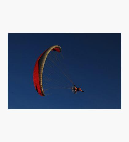 Power Paragliding  Fun Photographic Print