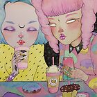 Breakfast ♡ Babes by lOll3