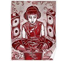 Internet Girl Poster
