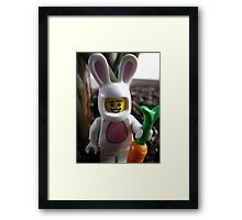 Look What I Found! Framed Print