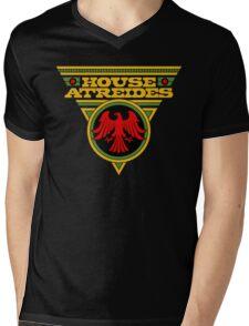 Dune HOUSE ATREIDES Mens V-Neck T-Shirt