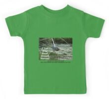 I Am the Real Green Heron! Kids Clothes