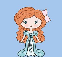 Lil' CutiE - Curtains Princess by Ellador