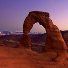 Delicate Arch by Rick Louie
