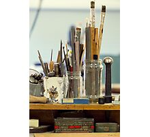 Tools of the Artist Photographic Print