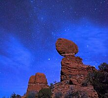 Balanced Rock by Rick Louie