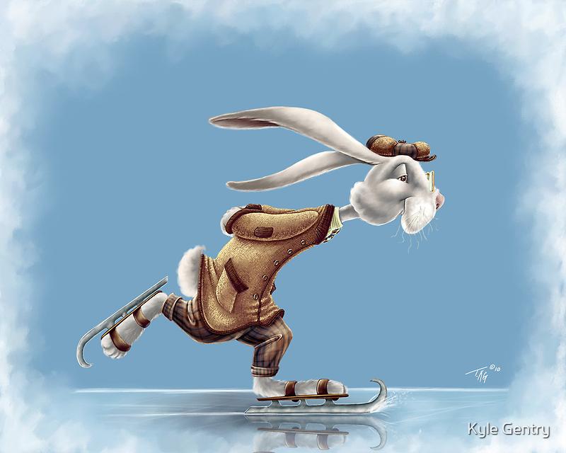 Professor Popple's Skate by Kyle Gentry