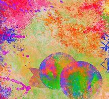 Electric Peach by Ryan Rydalch