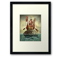 The Tale of Firgin the Fearful Framed Print