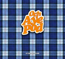 Och Aye Pod! by Alisdair Binning