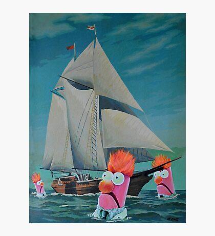 Beaker Bay Photographic Print